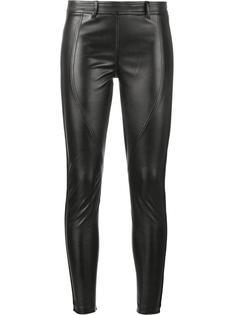 брюки с эффектом кожи Faith Connexion