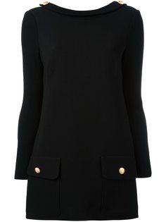 джемпер с карманами спереди Dolce & Gabbana