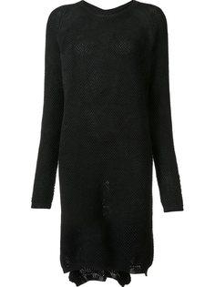 платье плотной вязки Lost & Found Ria Dunn