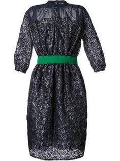 кружевное платье Kolor