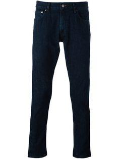 джинсы кроя скинни Michael Kors