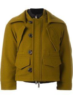 драпированная куртка  Dsquared2
