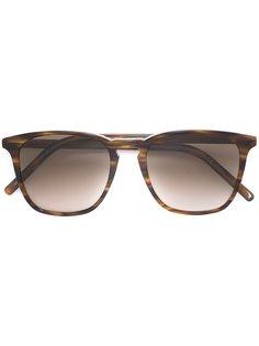 солнцезащитные очки в квадратной оправе Tomas Maier Eyewear