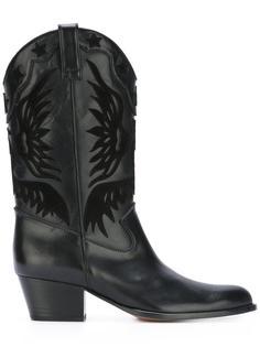 ботинки Imperial Cowboy  Aquazzura