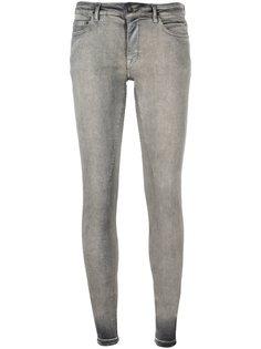 узкие джинсы Rick Owens DRKSHDW