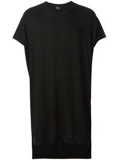 асимметричная футболка Lost & Found Ria Dunn