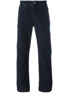 прямые брюки с вельветовым эффектом 7 For All Mankind