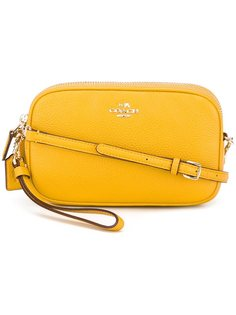 сумка через плечо с логотипом Coach