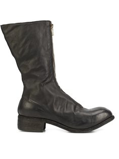 ботинки на каблуке Guidi