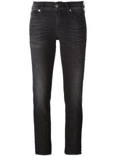 джинсы кроя скинни  Roxanne 7 For All Mankind