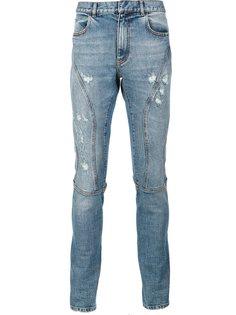 узкие рваные джинсы Faith Connexion