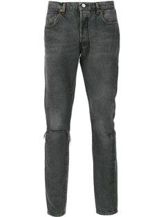 рваные джинсы с низкой посадкой Levis Vintage Clothing
