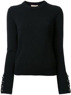 свитер с круглым вырезом   Michael Kors