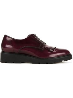 туфли на шнуровке P.A.R.O.S.H.