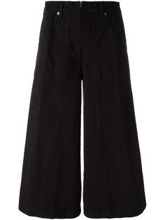 джинсовые кюлоты Marc Jacobs