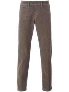 брюки кроя слим Re-Hash