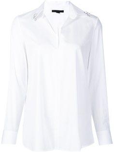 блузка с кольцами на воротнике Alexander Wang