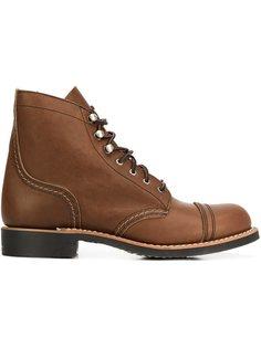 ботинки на шнуровке Red Wing Shoes
