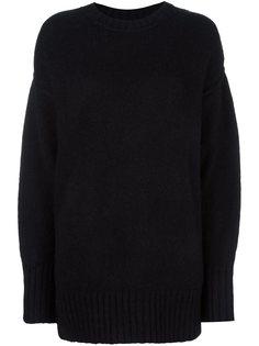 свитер свободного кроя R13