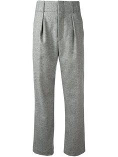 клетчатые брюки Kelan Isabel Marant