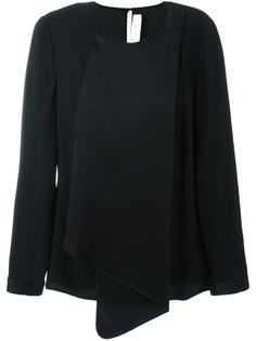 блузка Double Fold Victoria Victoria Beckham