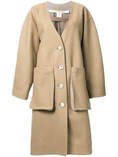 пальто Slump Eckhaus Latta