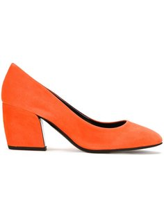 туфли-лодочки на массивном каблуке Pierre Hardy