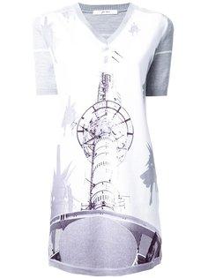 вязаное платье  Julien David