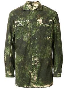 куртка с камуфляжным принтом  11 By Boris Bidjan Saberi