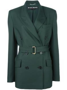 объемный пиджак Rochas