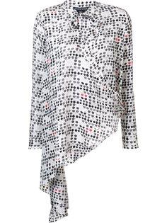шелковая блузка  Stash  Thomas Wylde