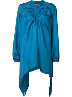 шелковая блузка Charge Thomas Wylde