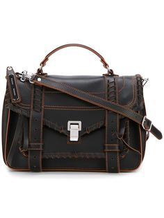 сумка-сэтчел среднего размера PS1 Proenza Schouler