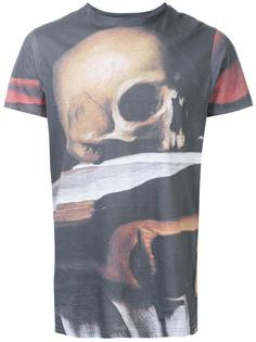 футболка Marshall Skull  Matthew Miller