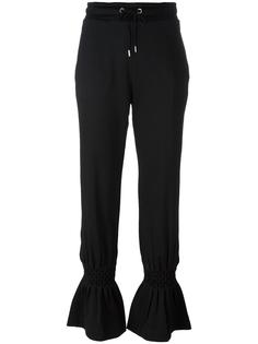 спортивные брюки клеш Kenzo