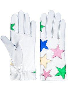 перчатки со звездами Faith Connexion