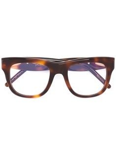 очки в квадратной оправе Pomellato