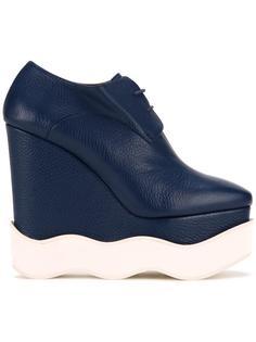 туфли на шнуровке Poel  Paloma Barceló