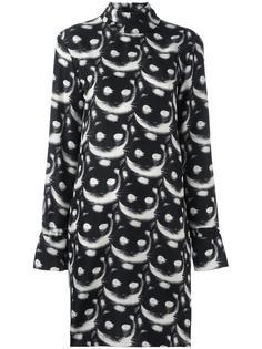 платок с принтом cats Nina Ricci