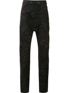 брюки стандартного кроя 11 By Boris Bidjan Saberi