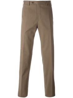 брюки средней посадки  Canali