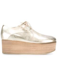 туфли на платформе Marsèll