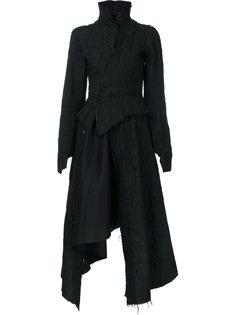 асимметричное платье  Aganovich