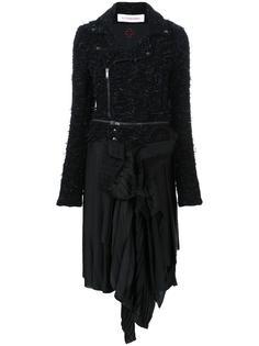 платье в байкерском стиле A.F.Vandevorst