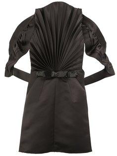 блузка с плиссировкой Maison Margiela