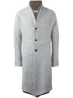пальто с двойными лацканами Individual Sentiments