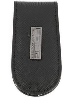 кошелек для монет с бляшкой-логотипом Fefè