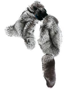 шарф Silber Fuchs из лисьего меха Liska