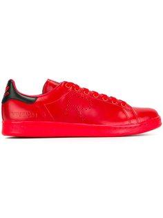 классические кеды на шнуровке Adidas By Raf Simons