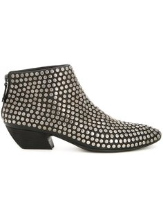 ботинки с заклепками  Marsèll